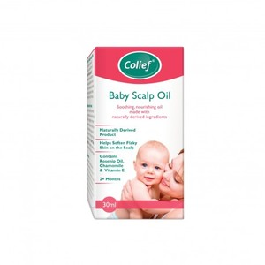 Poză Baby Scalp Oil Colief